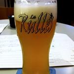 ベルギービール大好き!! ラ・ルル・トリプル La Rulles Triple @ベル・オーブ東京芸術劇場