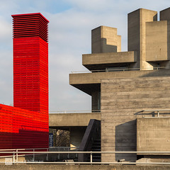 National Theatre, London Southbank