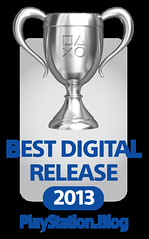 PlayStation Blog Game of the Year Awards 2013: Best Digital Release Silver