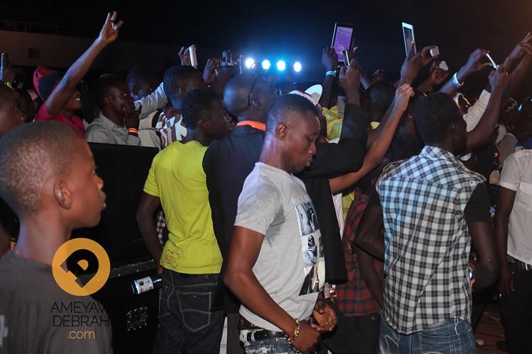 city invasion concert tamale