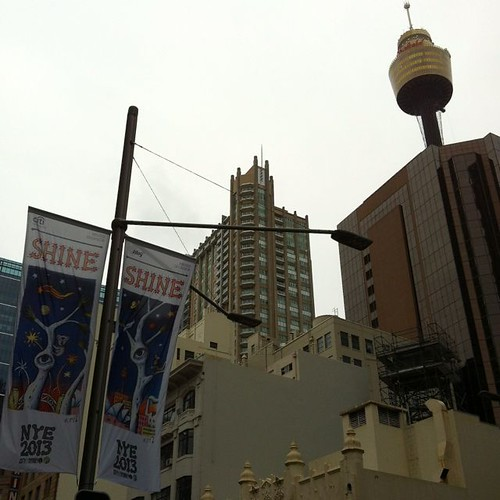 NYE 2013 banners