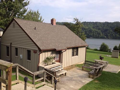 cabins claytorlakestatepark