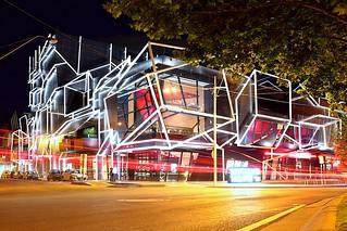 Recital Centre & Trail Lights