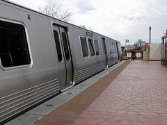 Metro 7000-Series railcar debut, January 6, 2014