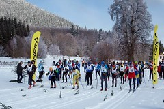 Hojnovodská zlatá lyže – 8. února 2014