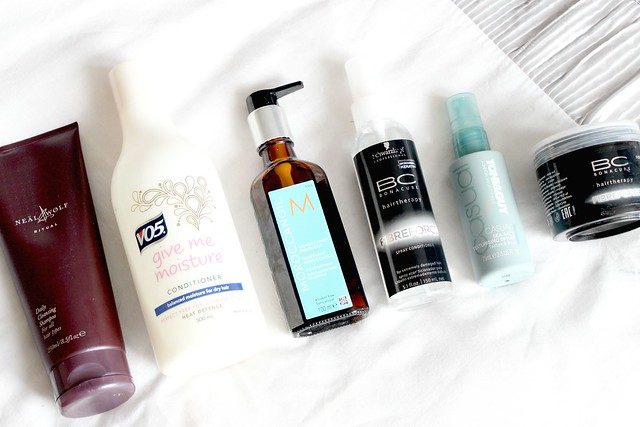 My Favourite Hair & Body Products 2013 2