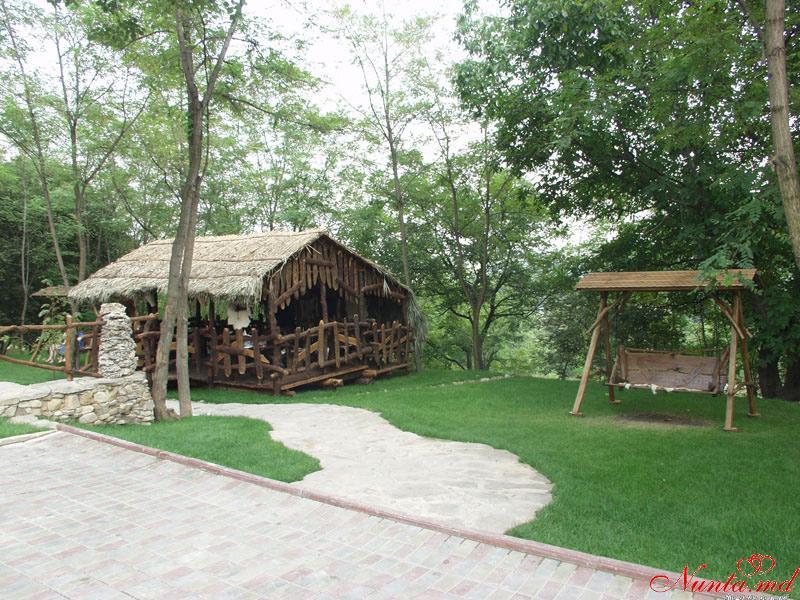 Popasul Dacilor - приветливое, теплое и необычное место! > Фото из галереи `ресторан Popasul Dacilor`