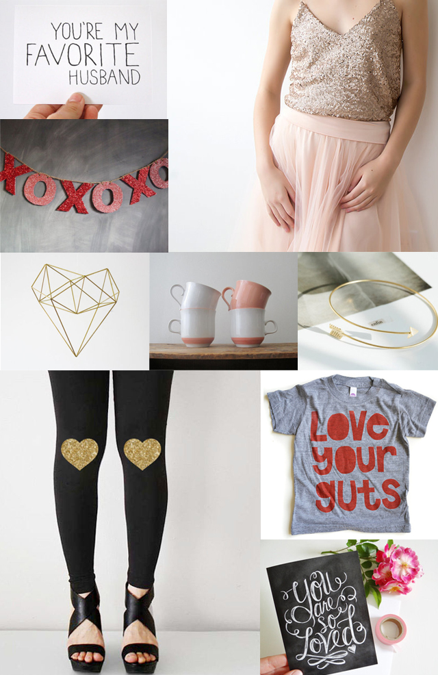 Valentine's Day Etsy Picks