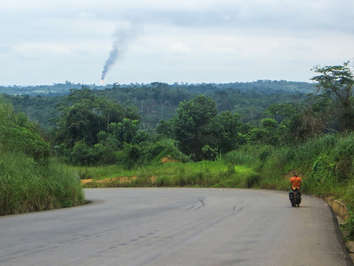 Eni Mboundi oil field