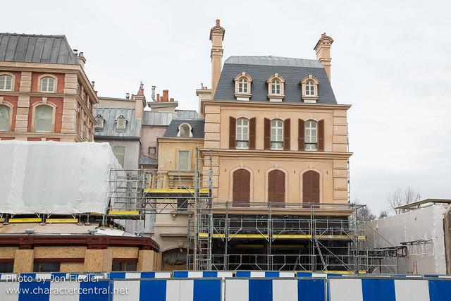 DLP Dec 2013 - Checking on the progress of Ratatouille