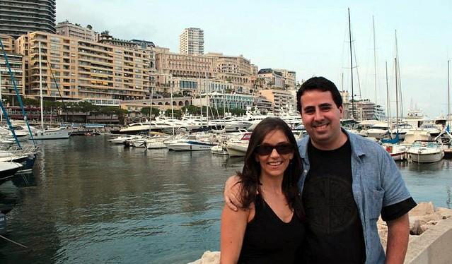 Monaco em casal