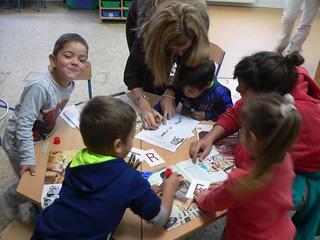 Colegio Ibarburu proyecto Comunidades de Aprendizaje