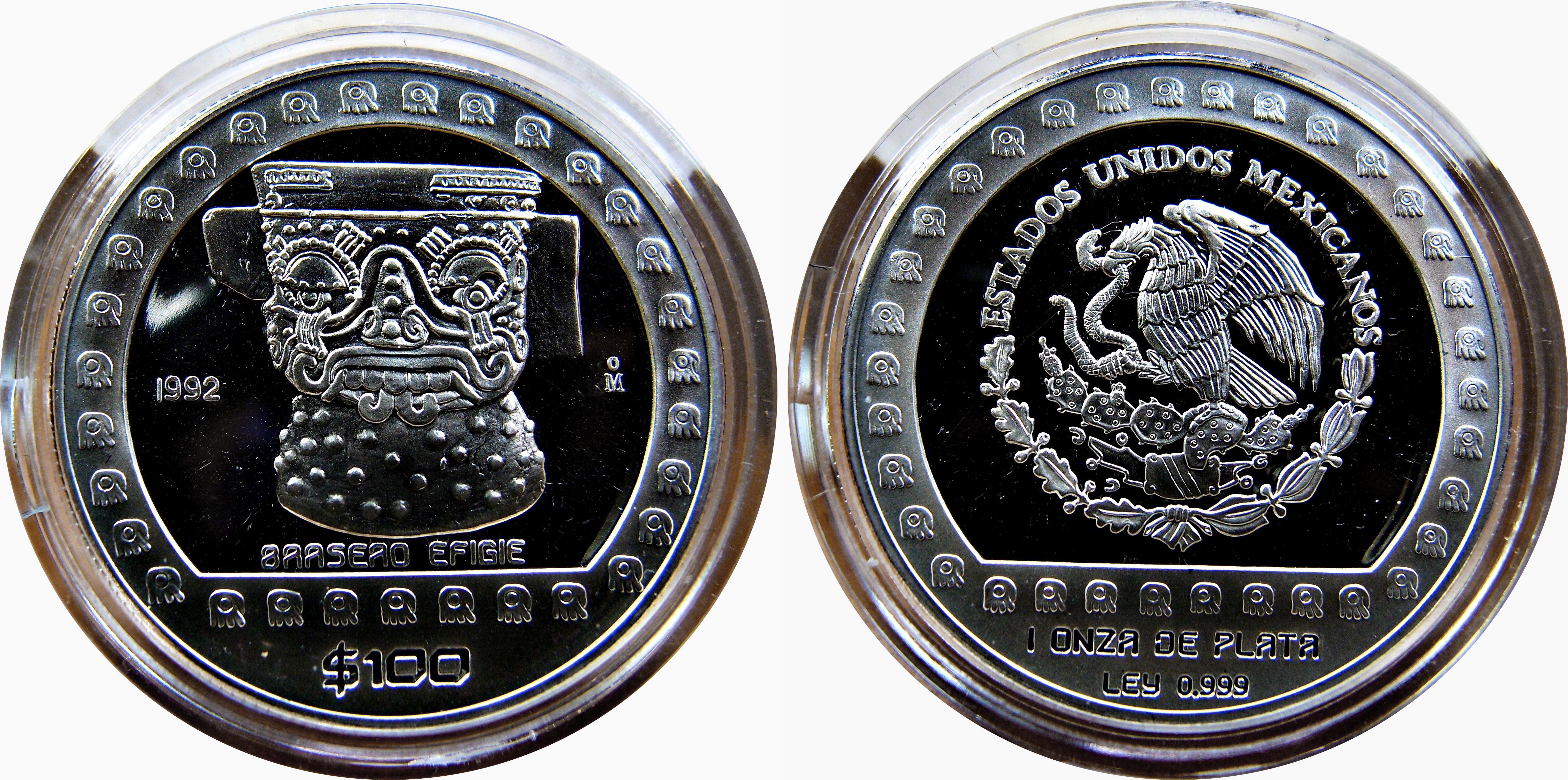 Colección Precolombina de onzas de plata del Banco de Mexico 12123701934_f1a16b416a_o