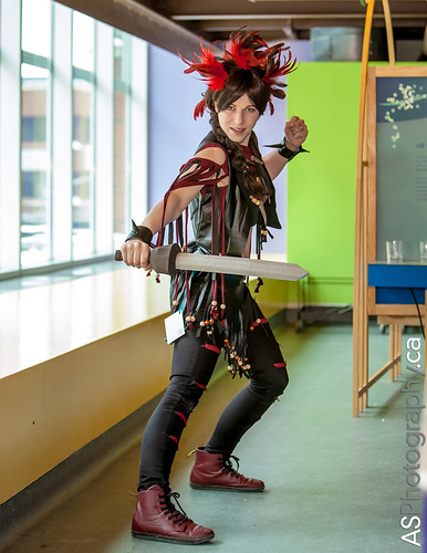 Rufio by Shelle-chii at KW Tri-Con 2014 by andreas_schneider