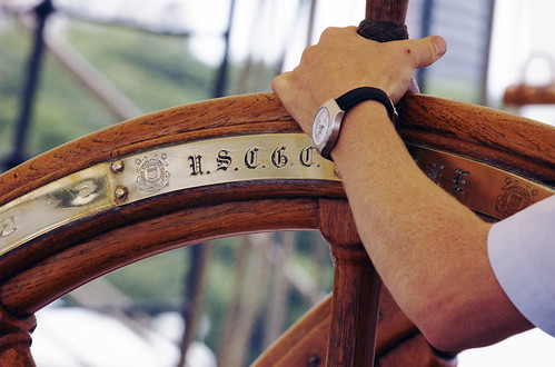 At the Helm of the Eagle