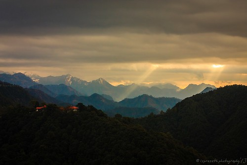 Queen of the Hills - Mussoorie