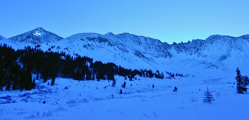 Mayflower Gulch Basin