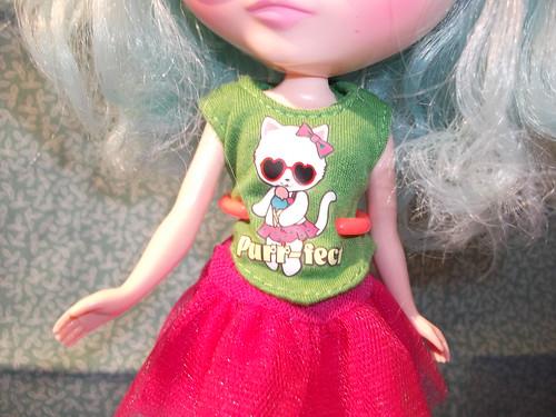 Wendy Weekender shirt