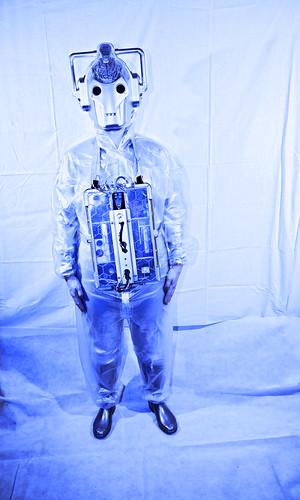 Cyberwoman - redux