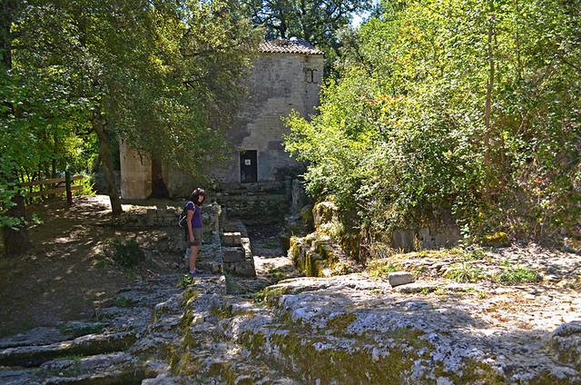 Prieuré de Carluc, Rellainne, Provence