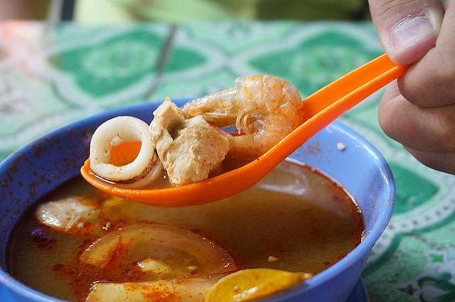 Halal Penang Food ikan bakar Hammer Bay or Seri Pantai - Gold Coast Condominium-012