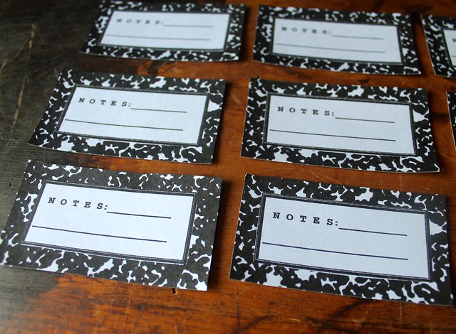 Easy Graduation Decorations + Placecards