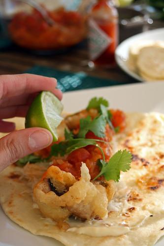 14243032058 ca65767844 Tacos aux maquereaux style Baja