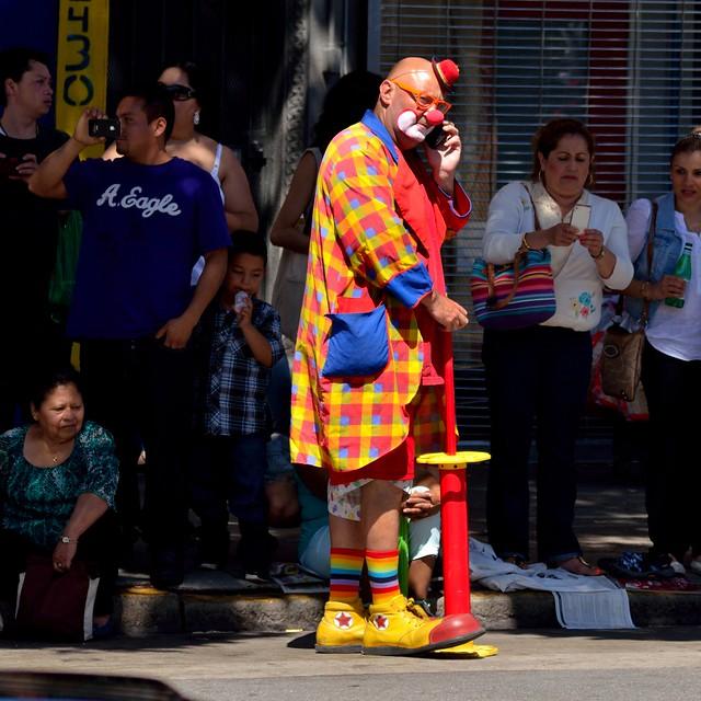 Clown Calling