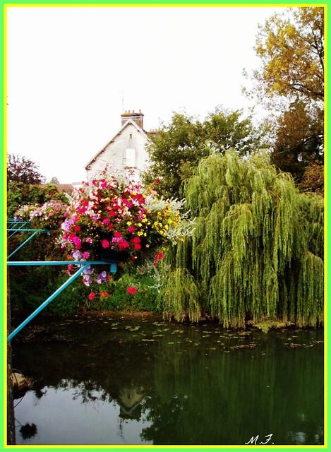 La Seille - Louhans