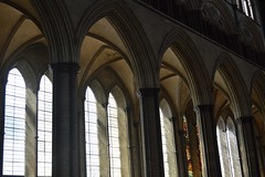 South Nave Aisle, Salisbury Cathedral