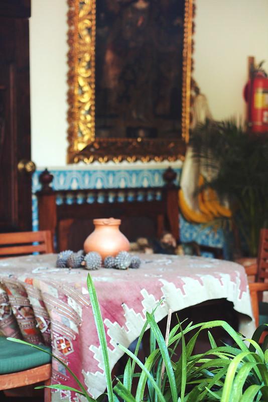 Ecuador: Hacienda Cusin