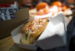 Lobster Roll @Chelsea Market