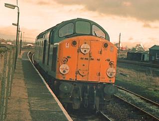 40015 Northwich 5th February 1984.