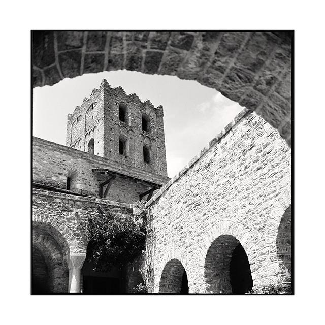 cloister • canigou, catalunya • 2016