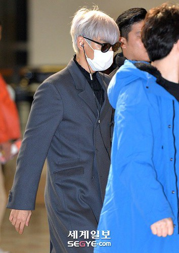 TOP Departure Seoul to Tokyo 2016-11-03 (35)