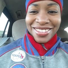 Did my civic duty, but my ultimate trust is STILL in HIM! #election #vote #makeyourvoicecount #mytrustisstillinHIM