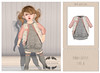 .The Blossom. Pinny outfit type A