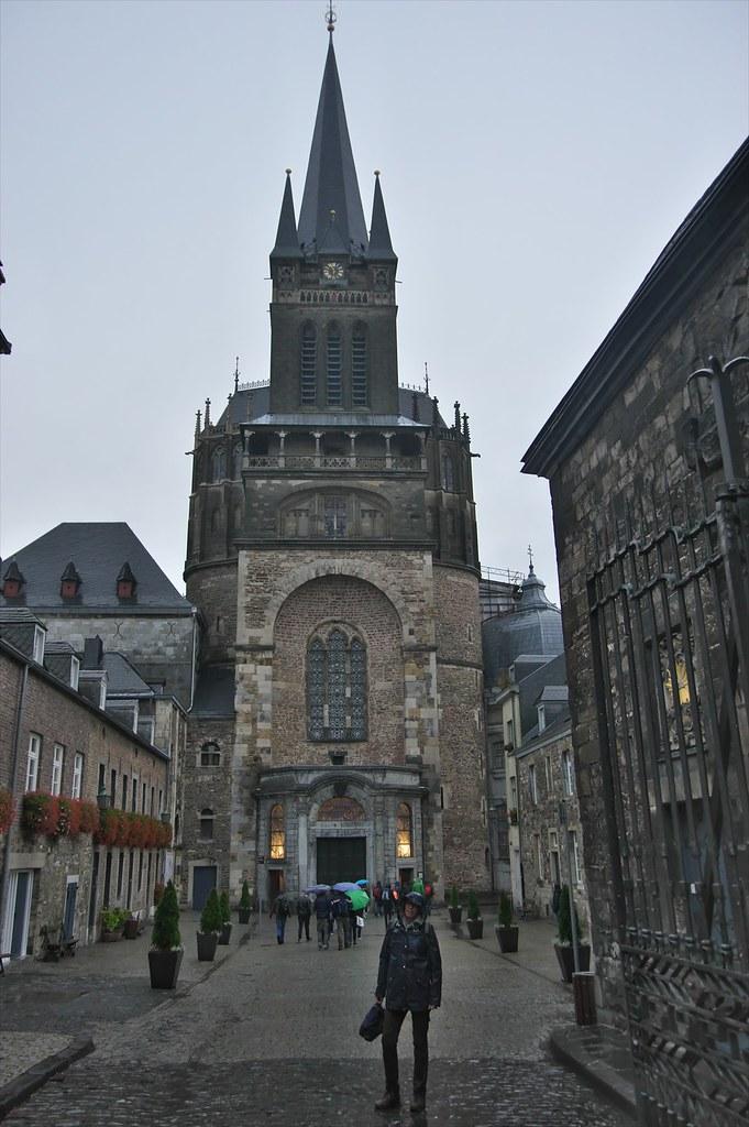 Aachen map eifel germany mapcarta for Hotels in eifel germany