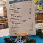 Skihütte am Weihnachtsmärt Nov 16'