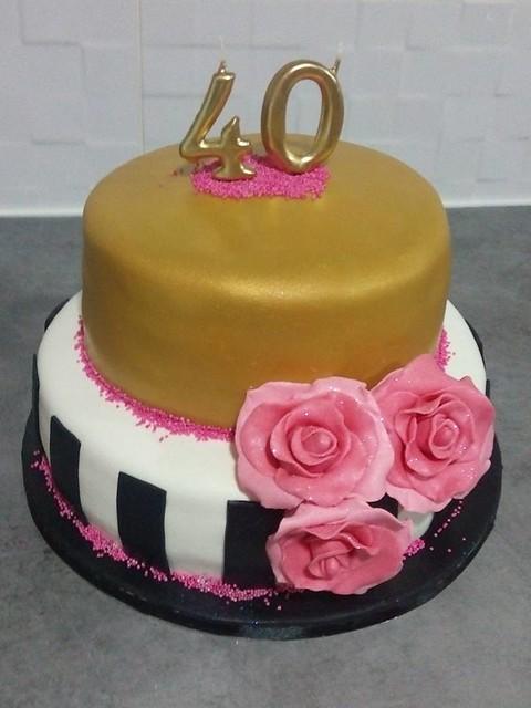 Cake by Delicias da Claudia