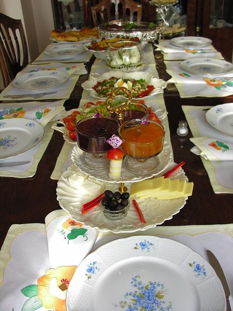 Özel Günler için masalar