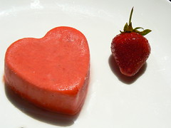 Thumbnail image for Homemade strawberry ice cream