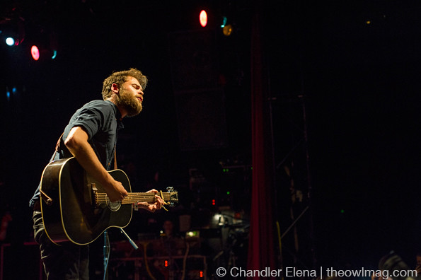 Passenger @ The El Rey Theatre, LA 7/19/2013