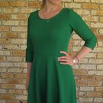 Lady Skater Dress/Elisalex