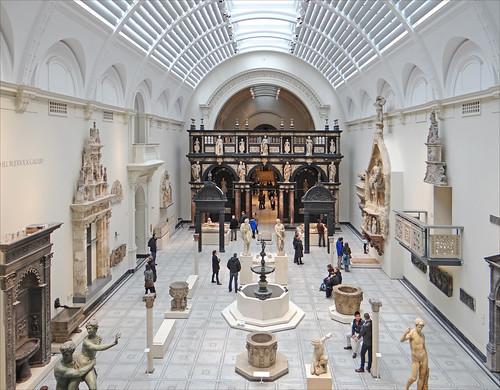 La Renaissance au Victoria and Albert Museum (Londres)