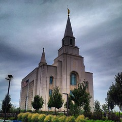 #lds #temple #kansascity #roadtrip nobody builds a temple like the #mormons