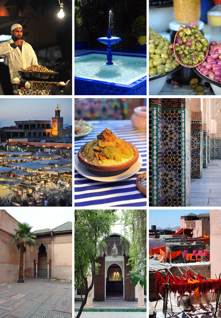 Scenes from Morocco