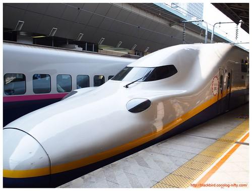 Touhoku Shinkansen #02