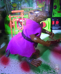 TEENAGE MUTANT NINJA TURTLES - CLASSIC COLLECTION :: 'RETRO' SPLINTER ix (( 2013 ))