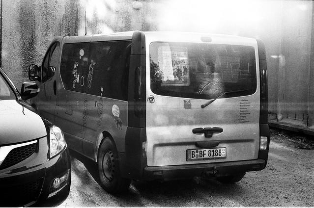 MondoTour-фургончик ребят из Аргентины — коллектива Капитан Тифус, чудесным образом приколесивший в Невинкоград